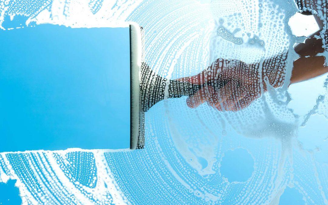 Lavage des vitres : la négligence coûte cher!