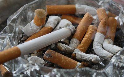 Éliminer les taches de cigarettes sur les murs : mission possible!